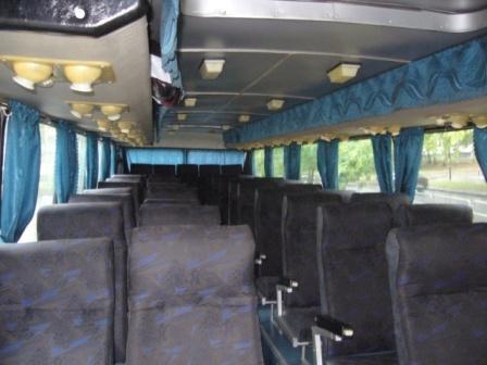 Пассажирские перевозки: заказ и аренда автобуса в СПб ...